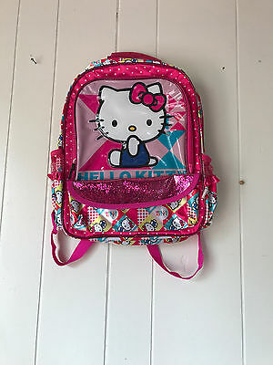 Hello Kitty Kids Pink Backpack