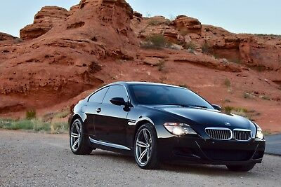 2006 BMW M6  2006 BMW M6 -NEW Rod Bearings, clutch, flywheel and more!-
