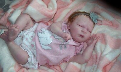 REBORN BABY STUNNING TRUE TO LIFE LIKE LOOKING BABY REALBORN baby