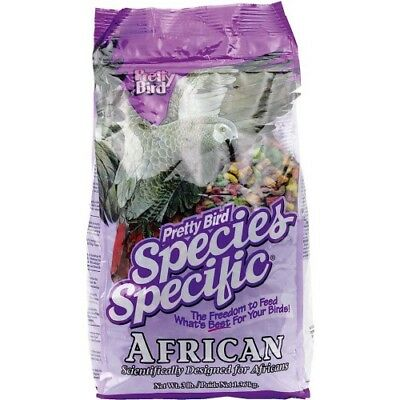 Pretty Bird African Grey Special Complete Food - 3Lb (1.36Kg)