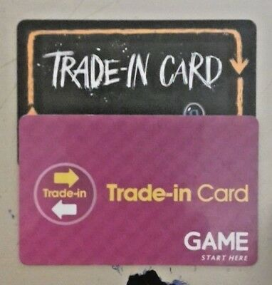 £191.04 GAME Gift Card In-Store Credit on 2 Cards