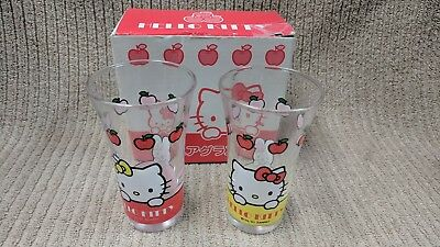 PAIR OF HELLO KITTY CLEAR GLASSES JUICY & SWEET IN BOX Free Shipping!!