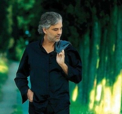 2CD Andrea Bocelli 2CD The BEST MUSIC HITS Collection