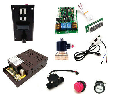 """1 kit of Volume Control for Water Vending Machine with 1/2"""" Solenoid Valve"""