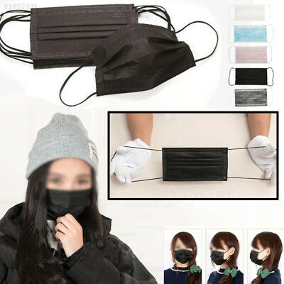 7107 Disposable Mask Durable 50PCS N95 Medical Masks Camping Dust Mask Hiking