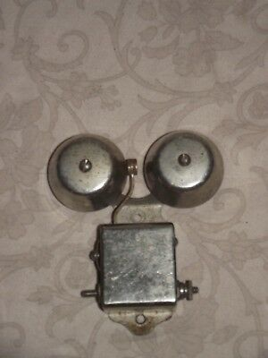 Vintage Electric Door Bell (Made In Germany)