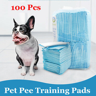 Thickening Dog & Cat House Training Pads Pee Mat Pet Diaper Super Absorbent