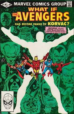 Marvel Comics: What If #32 (1977) VF