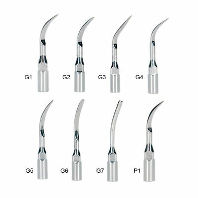 1 Pc Dental Ultrasonic Scaler Scaling Endo Perio Tip G1-G7 Fit EMS/WOODPECKER