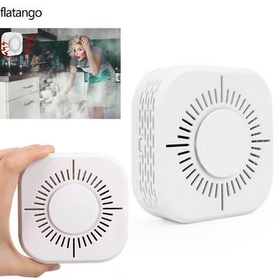 Wireless Independent Smoke Detector Smoke Fire Alarm FLTO