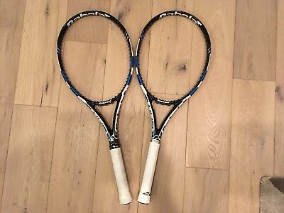 Babolat pure drive Plus 4 1/4.  2 Available