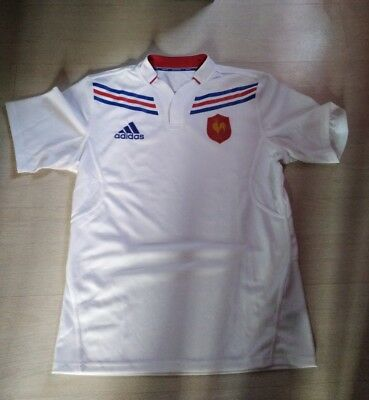 Eur France 35 Neuf Maillot Adidas 00Picclick Rugby Fr fgy7vYb6