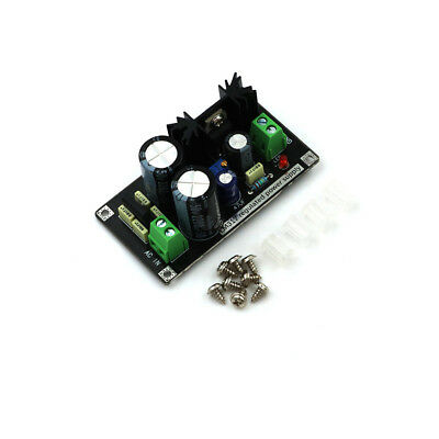LM317 Adjustable Regulated Rectifier Filter Power Supply Board Module A*