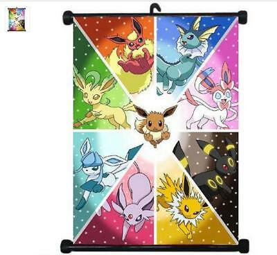 50X150CM Anime Customize DIY Home Decor Poster Wall Scroll Cosplay#E524