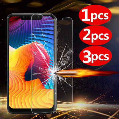 For Xiaomi Mi 8 Lite 6 A1 A2 5A 4X F1 Tempered Glass Screen Protector Film Cover