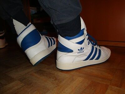 ADIDAS DECADE HIGH Used Sneakers taille 42 Occasion US 8