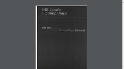 Jane's Fighting Ships - Stephen Saunders [2015-2016, PDF, E-MAIL DELIVERY]