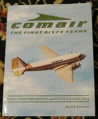 Comair British Airways Kulula airlines company history South Africa 2010