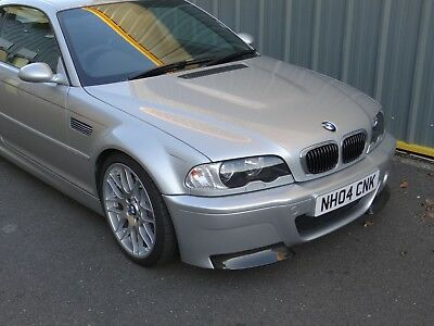 BMW E46 M3 Manual - 37k Miles - CSL Specification - Outstanding - BMW  Serviced