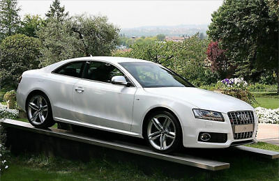 Audi A5 Coupe S-Line Look Side Skirts