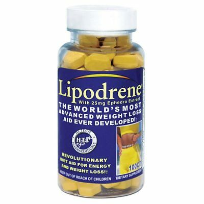 HTP Lipodrene Best Old Version