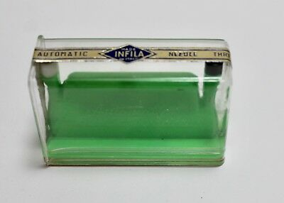 Vintage Infila Italian Needle Threader Sealed In Box-Italy