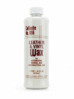 Collinite Collonite 855 Leather & Vinyl Wax