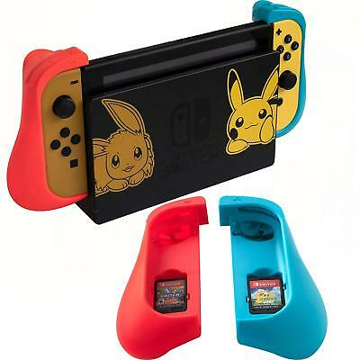 [Upgraded] ButterFox Dockable Trigger Hand Grip Case for Nintendo Switch Joy-Con