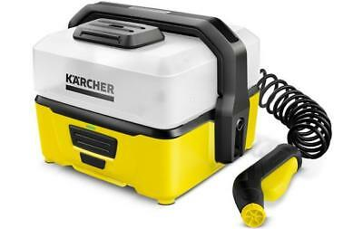 Karcher OC3 Battery Operated Mobile Outdoor Cleaner. bnib