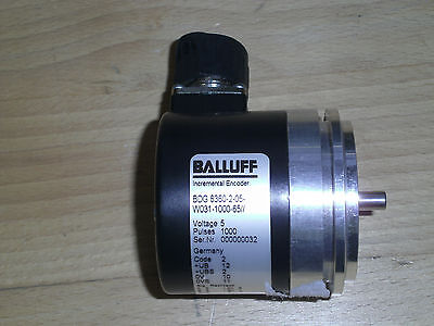 Balluff Incremental Encoder BDG 6360-2-05-W031-1000-65//  Neu
