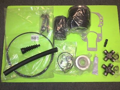* Mercruiser Alpha 1 One Gen II 2 Transom Service Kit Gimbal Shift Cable bellows