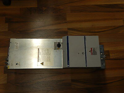 Indramat Rexroth AC Power Supply Module HZF01.1-W025N Used