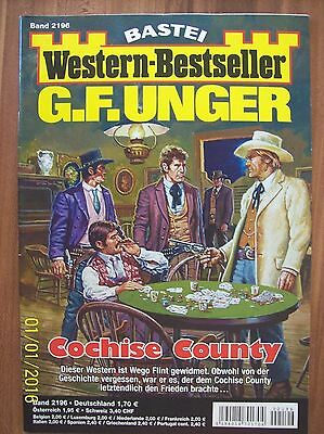 G. F. Unger  Band 2196 : Cochise County