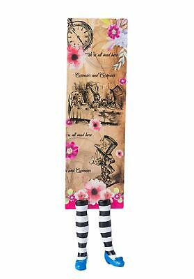Alice in Wonderland Bookmark Readers Gift Book Lovers Present