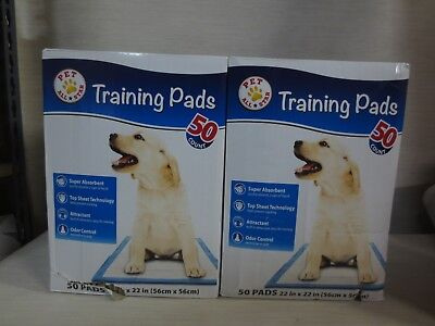 Pet All Star Training Pads, 100 Count