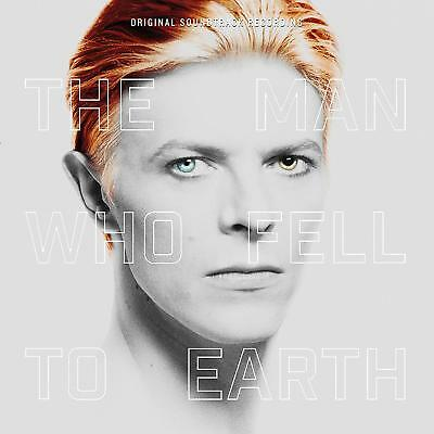 David Bowie ~ The Man Who Fell To Earth Soundtrack [2CD] New!!