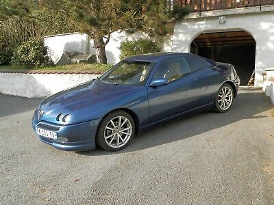 alfa gtv 2l ts 1998 like new 83000 km