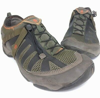 6cd8dff0530d0e Mens 14 M Teva 4009 Sunkosi 2 Water Shoes Green Stone Gray Slip-On Hiking