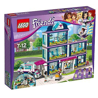 LEGO® Friends 41318 Heartlake Krankenhaus NEU OVP_ Heartlake Hospital NEW NRFB