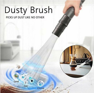 Dusty Brush Brosse Tête Embout Universel Aspirateur Chasse Poussieres