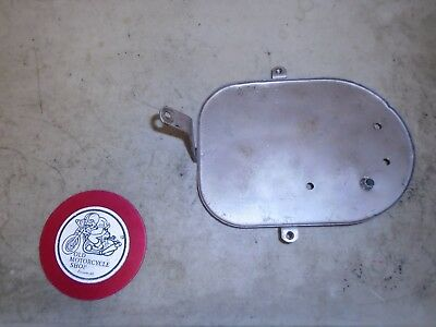 Norton Commando Air Cleaner Backplate Oem 062794