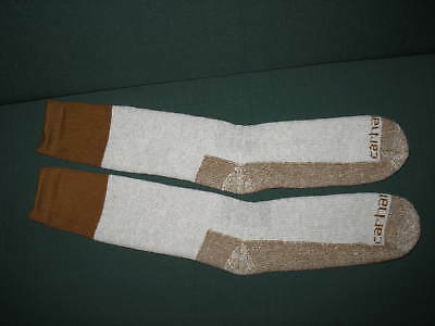 NEW Carhartt Extremes Cold Weather A66 Boot Socks Men's Size: XTRA Large-1 Pair
