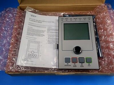 New Edwards EST 4X-LCD Main User Interface Display Board for EST3X System