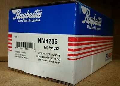 Raybestos MC391032 PG PLUS Proffessional Grade New Master Cylinder
