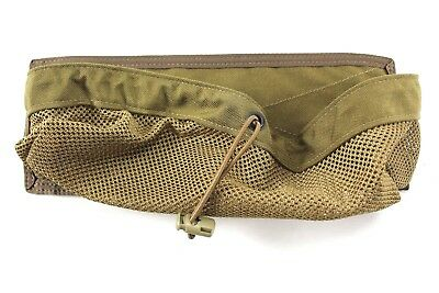 Eagle Allied Industries SFLCS MJK Khaki Tan Medical Bag Mesh Insert Pouch Pocket