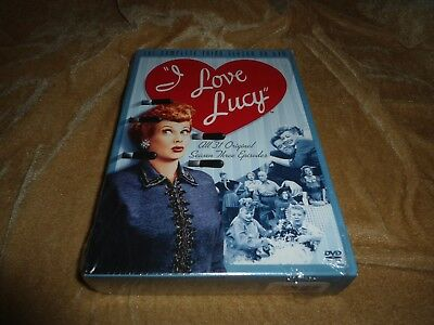 I Love Lucy - The Complete Third Season (1953 - 1954) [5 Disc DVD]
