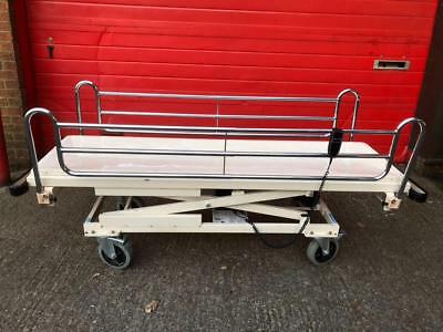 Mortuary Lift Trolley Concealment Trolley by Bristol Maid Funeral Director