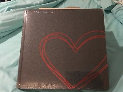 Creative Memories 12x12 Mi Amor Black Mica foiled Scrapbook Album BNIP