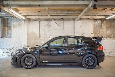 2014 Subaru WRX STI ubaru Impreza WRX STI Hatchback - Super clean and professionally done build