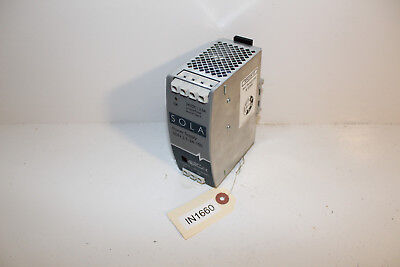 Sola 24V Power Supply SDN 2.5-24-100 IN1660